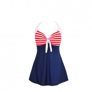 Fashion Forward Padded Swim Dress for Women on Sale