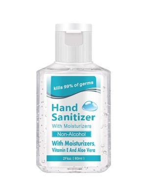Perfectly Alcohol-Free Disposable Germicidal Hand Sanitizer