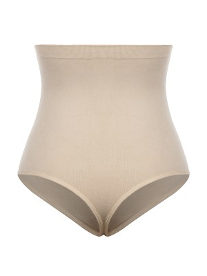 Nude Butt Lifter Panty Seamless With Hook Flatten Tummy