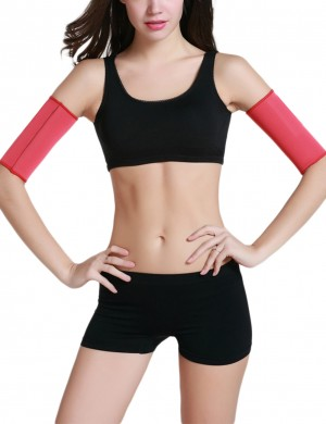 Amazing Red Repel Sweat Arm Shaper Neoprene Perfect-Fit