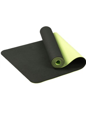 Plain Athletic Mat Three-Layer Thickened Design