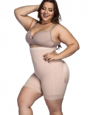 Spotlight Nude High Waist Buttock Lifter Strapless Superfit Everyday