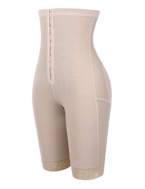 High Power Skin Butt Enhancer Shaper Plain High Rise Seamless