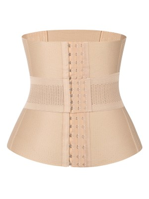 Captivating Skin Plus Size 16 Steel Boned Waist Trainer Bandage Intant Shaping
