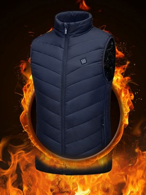Electric Heat Constant Temperature Vest On-Trend Fashion