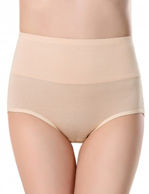 Must-Have Nude Leakproof Menstrual Panties High Waist Allover Comfortable
