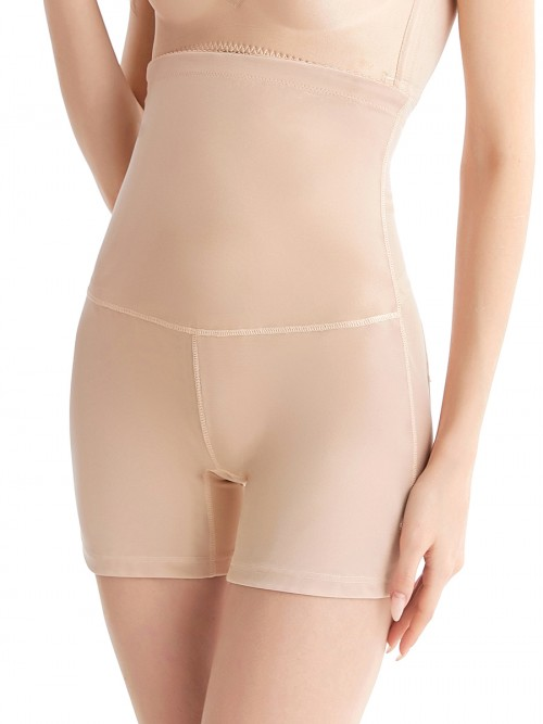 Curve-Creating Complexion Mesh Open Butt Lifter Panties Shapewear