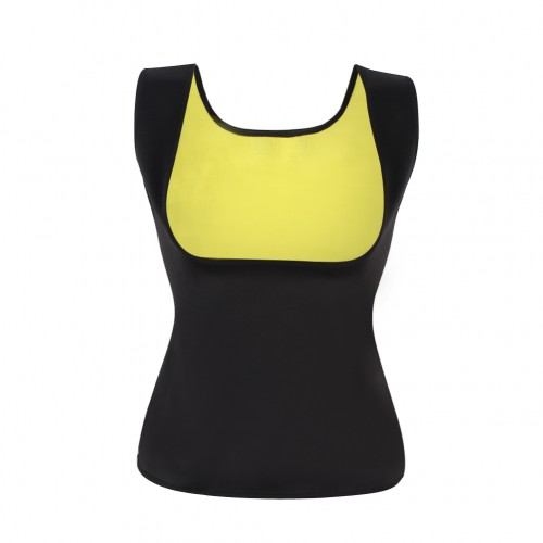 Compression Custom Logo Neoprene Tummy Sauna Sweat Vest