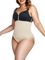Waist Slimmer Skin Color High Cut Seamless Panty High Waist Weight Loss
