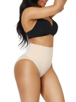 Nude Tummy Control Butt Shaping Panties Seamless Anti-Slip