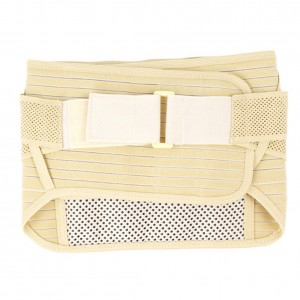 Nude Waist Slim Belt With A Removable Self-heating Belit