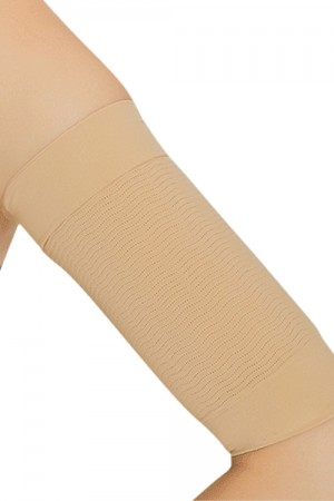 Nude Arm Slimming Shaper Wave Design