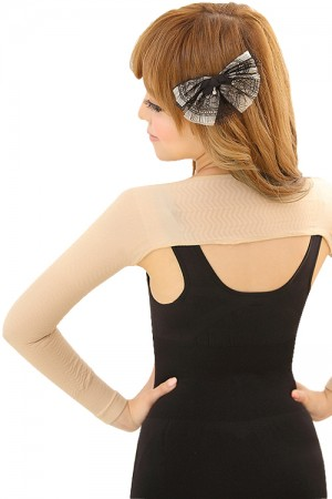 Nude Arm Slimmer Shoulder Shapewear