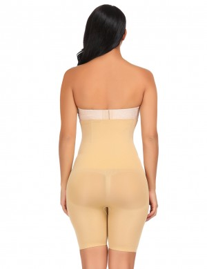 Best Selling Nude Plain Butt Enhancer Panty 4 Plastic Bones Weight Loss