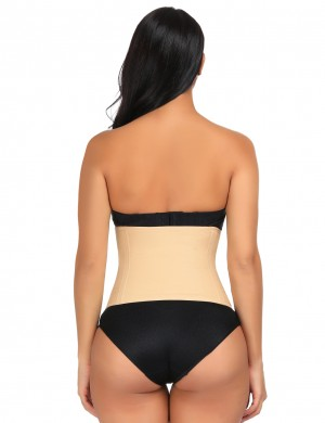 Unique Nude Big Size Waist Shaper Double Steel Bones Fashion Comfort