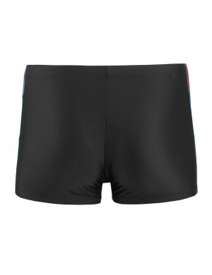 Glam Colorblock Swimwear Male Tight Shorts Super Sexy