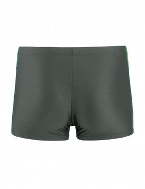 Sophisticated Rapid Dry Trunks Men Briefs Square Cut Leg