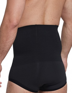 Power Slim Bamboo Charcoal High Waist Male Butt Lifter Curve-Creating