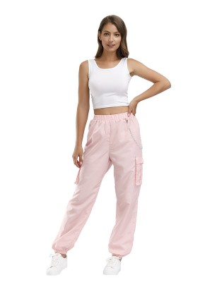 Relaxing Pocket Elastic Waist Sport Pants For Every Occasion