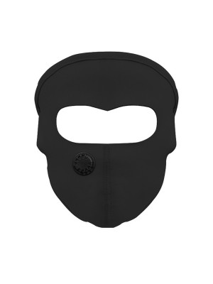 Ultra Light Valve Anti-Saliva Full Face Protective Mask