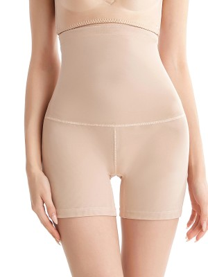 Complexion Mesh Open Butt Lifter Panties Shapewear Curve Shaping
