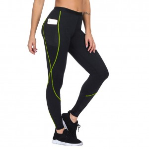 Neoprene Stitching Shaping Pants Pocket Magicwear