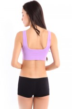Professional Seamless Sports Bra