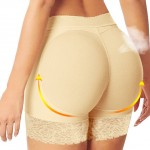 Comfortably Large Size Nude Padded Bottom Underwear