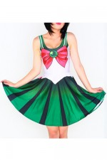 Green Sailor Moon Costume