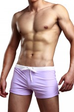 Essentials Super Comfy Purple Male Underwear Styles