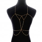 Dainty Gold Layered Body Chain Waist Tassel Accessories Nice Quality