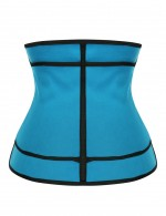 Smooth Abdomen Blue Underbust Sticker Neoprene Shaper Large Size Best Tummy