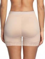 Exquisite Nude Big Size Booty Enhancer No Curling Comfort Revolution