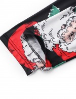 Excellent Santa Claus Queen Size Dress Elastic Waist Fashion Insider