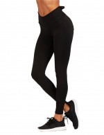 Incredible Black Milk Silk Bow Knotted Leggings Mid Rise Best Workout