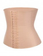Breathe Freely Nude Plus Size Waist Trainer Anti-Curling Super Trendy