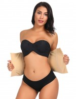 Favorite Nude Big Size Waist Shaper Double Steel Bones Visual Effect