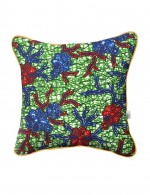 Ultra Sexy Foursquare Printed Cushion Cover Cotton Wedding Trip