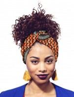 Dainty Bandage Headwraps Cotton African Pattern Every Occasion