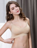 Classical 3-Pack Maternity Bras Open Front Cheap Online