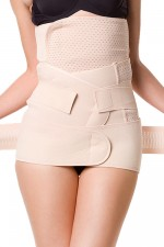 Shaping Gastric Pelvis Band Steel Boned Postnatal Waist Belt