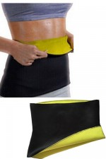 Thermogenic Black Fitness Elastic Neoprene Waist Slimmer