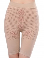 Skin Seamless Magnet Therapy Booty Lifter Boyshort Unique Fashion