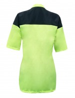 Comfort Pocket Front Green Zipper Front Mini Dress Latest Trends