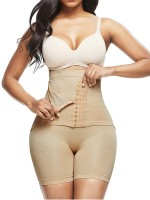 Superfit Khaki Seamless Panty Hook-and-Eye Closure Best Selling