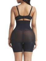 Desirable Designed Black Tummy Control Seamless Butt Enhancer