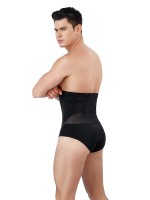 Magic Boost Black High Waist Tummy Control Shapewear