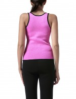 Slimming Stomach Neoprene Pink Plus Seamless Tanks Athletic
