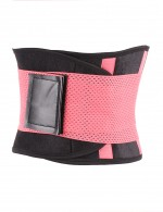 High Impact Watermelon Red Tummy Control Wasit Cincher