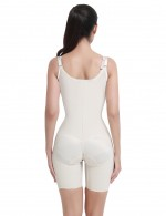 Contouring Sensation 4 Hooks Latex Body Shaper